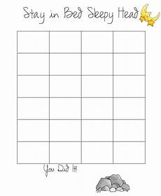 Stay In Bed Chart Printable Do It Yourself Divas Diy Goal Sticker Chart To Help My