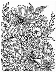 Blumen Ausmalbilder Erwachsene Pin Franziska Auf Room Colors In 2020 Malvorlagen