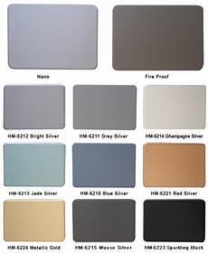 Wrisco Aluminum Color Chart China Aluminum Composite Material Color Chart China