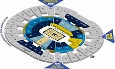University Of Michigan Big House Seating Chart University Of Michigan Basketball In Arbor Mi Groupon