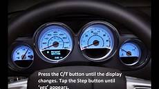 Chrysler Voyager Abs Light How To Reset Service Light Indicator Chrysler Voyager 2001
