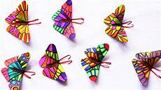 Fold Butterfly Origami Butterfly How To Fold A Butterfly Out Of Paper