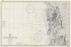 Antique Charts Old Antique Nautical Charts Spain