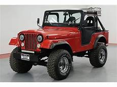 Jeep Cj5 Lights 1973 Jeep Cj5 For Sale Classiccars Com Cc 1156027