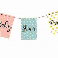 Baby Shower Banner Baby Shower Banner Decoration Ki
