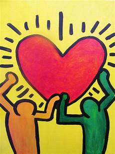 keith haring best buddies jcc best buddies 22 keith haring visarts