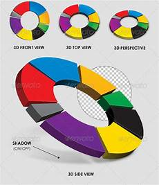 3d Donut Chart Excel Pie Chart Template 13 Free Word Excel Pdf Format