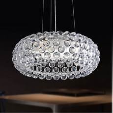 Acrylic Ball Pendant Light Art Transparent Acrylic Round Pendant Lights Lamps Sweat