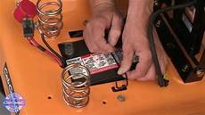How Do You Change A Fuse In Christmas Lights How To Change The Battery In Xt Enduro Series Riding
