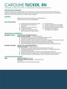 Sample Resumes For Nursing Perfect Nursing Resume In 2016 6 Tips To Follow