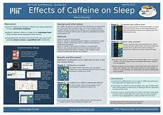 scientific poster samples orange narwhals caffeine s impact on sleep inkscape a0