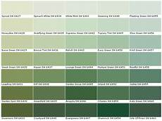 Sage Green Color Chart Sherwin Williams Color Visualizer Color Options House