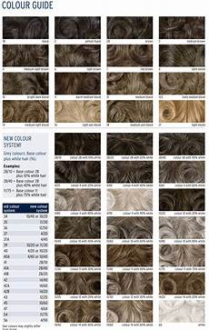 Hair Dye Colour Chart Hair Color Charts To Choose Best Shade For Your Hairs