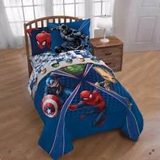 marvel comics boys comforter sheet set 4