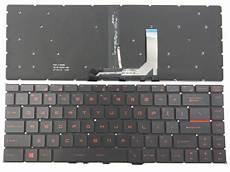 Msi Gs65 Keyboard Lighting Genuine Msi Gs65 Gs65vr Ms 16q2 Series Backlit Keyboard
