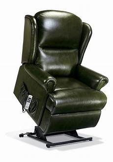 malvern royale leather electric riser recliner sherborne