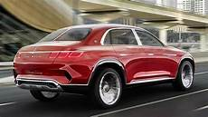 Mercedes Maybach Suv 2019 by Mercedes Vision Maybach Suv 2020 The Most Luxurious Suv