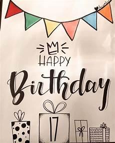 Homemade Poster Ideas Diy Birthday Poster Birthday Card Boyfriend Birthday