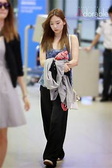 generation airport fashion into k pop world