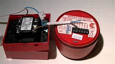 Honeywell Total Zone 4 Purge Light Wire A Fire Call Point And Fire Sounder Without A Fire