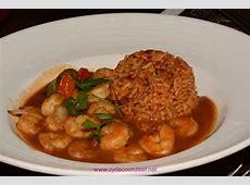 Carnival Freedom, American Table, Dinner 7, Tiger Shrimp