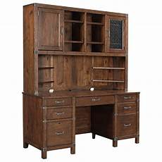 credenza hutch aspenhome canfield credenza and hutch with usb and