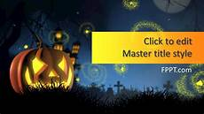 Halloween Power Point Template Free Halloween Background Powerpoint Template Free