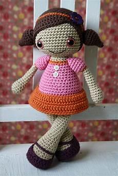 sofia doll amigurumi crochet doll pattern by lilleliis