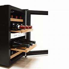 scaffali per bottiglie di cantinetta cantina frigocantina minibar