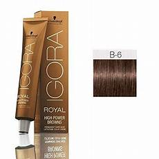 Igora High Power Browns Color Chart Schwarzkopf Professional Igora Royal High Power Browns