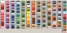 Dmc Rayon Floss Color Chart Dmc Threads Colour Chart Google Search Anchor Threads