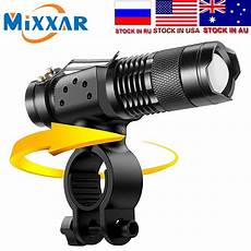 Brightest Bicycle Light 2015 Zk30 Led Bicycle Light 3500 Lumens Flashlight 3 Modes Q5