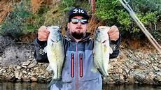 Light Tackle Bass Fishing Light Tackle Drop Shot Rigs At Lake Berryessa