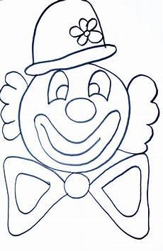 Malvorlagen Fasching Zum Ausdrucken Ausmalbilder Clown Kostenlos Malvorlagen Zum Ausdrucken
