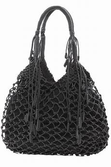 macrame bag monserat de lucca macrame bag from houston by 224 bient 244 t