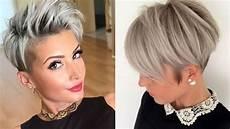 kurzhaarfrisuren pixie cut 2019 winter 2018 2019 haircut trends bobs pixie cuts