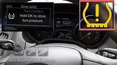 Ford Fiesta Low Tire Pressure Light Diy Reset Store Tpms Tyre Pressure Light Ford Focus Mk3