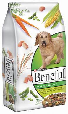 Beneful Puppy Food Chart Beneful Healthy Weight Dry Dog Food Dog Food Petflow