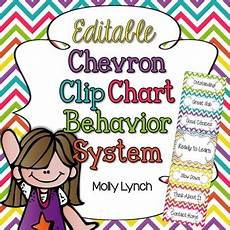 Chevron Behavior Clip Chart Chevron Clip Chart Behavior System Editable Version