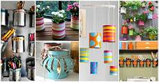 diy how to transform your tin cans into adorable decor ideas