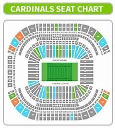 Cardinals Football Stadium Seating Chart Cardinals Tickets Arizona Cardinals Tickets 2018 Lowest
