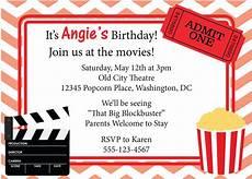 Ticket Invite Template Free Free Movie Ticket Invitation Template Free Excel Template