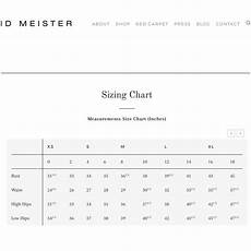 David Size Chart 90 Off David Meister Dresses Amp Skirts David Meister