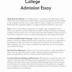 Personal Statement Essay Example For College Essay For College