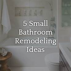 bathroom renovation ideas small space 5 small bathroom remodel ideas on a tight budget