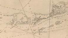 seagrass beds appear on navigational charts in 18th century maps reveal massive loss of coral reefs in