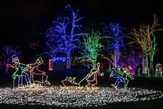 Meadowlark Park Lights Behind The Scenes Of The Winter Walk Of Lights At Meadowlark