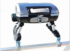 Extreme Marine Products Cuisinart Grill Modified for