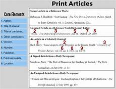 Mla Citation Of A Website Mla Citation Style Citation Styles Libguides At