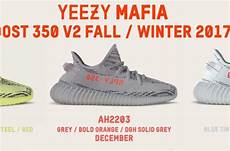 Yeezy V2 Rarity Chart Release Updates On All Upcoming Adidas Yeezy Boost 350 V2